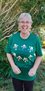 Clare Ludlam Laughter Yoga Leader and Teacher