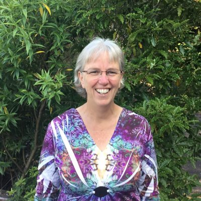 Clare Ludlam Counsellor and Laughter Yoga Leader and Teacher